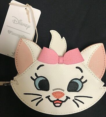 Loungefly Disney Marie Aristocats Coin Purse Bag / Wallet