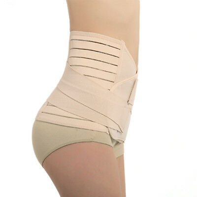 Post Girdle Binder Wrap Tummy Belt Pregnancy Recovery Postpartum Belly Corset