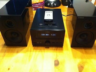 Yamaha Pianocraft CRX 330 Top CD, Ipod-dock, USB, RDS-Radio in OVP