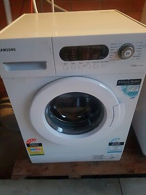 Samsung front loader 7KG washing machine WF7708N6W