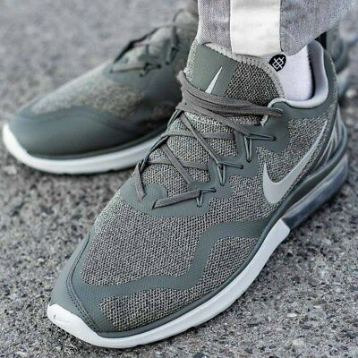sports shoes 6509f ed8f6 NIKE AIR MAX FURY sneaker chaussures hommes sport loisir gris basket  AA5739-003