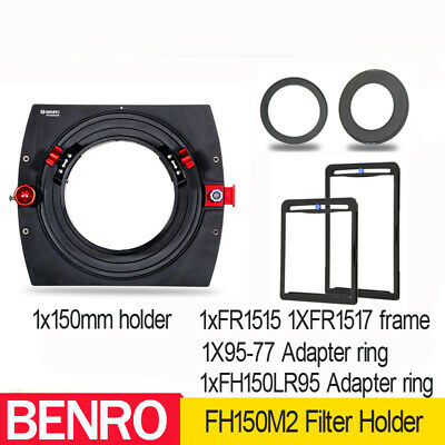 Benro FH150M2S3 Filter Holder Set for Sigma 14mm f/1.8 DG HSM Art