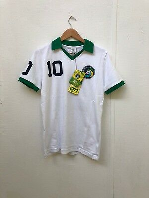 Umbro Men's New York Cosmos 1977 Vintage Jersey - Various Sizes + Pele 10 - New