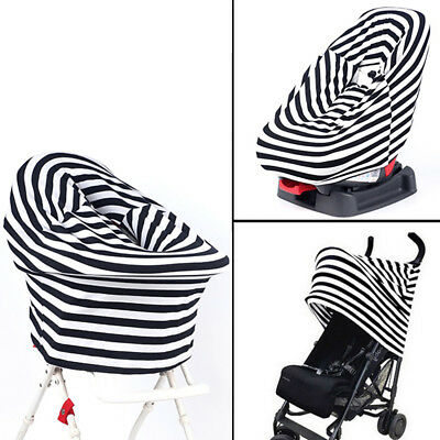 Safety Stretchy Newborn Infant Nursing Cover Baby Car Seat Canopy Cart Cover !!!