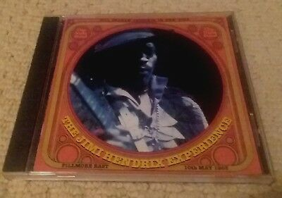Jimi Hendrix One Night Stand CD  Live May 10th 1968 Filmore East Very Rare CD