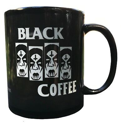 Gothic coffee Mug Novelty Heavy Rock Band Musician Music Musician birthday gift