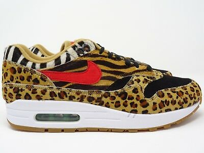 2313be2a37 NIKE AIR MAX 1 Atmos DLX Beast Safari Animal Pack UK 5 6 7 8 9 10 11 ...