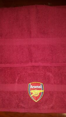 Arsenal towel Set
