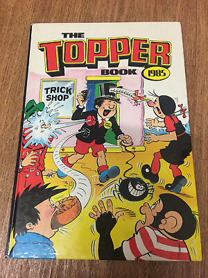 The Topper Book 1985 Annual, DC Thomson