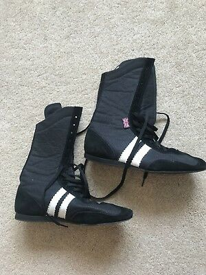 Womens Boxing Boots Size 5