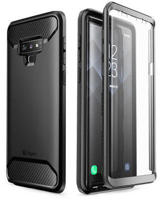 For Samsung Galaxy Note 9 Case, Clayco Xenon Full-body Rugged Protective Cover