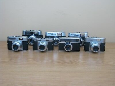 Voigtlander 35mm Cameras. See Description.