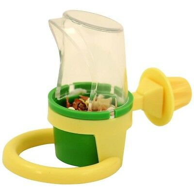 JW Clean Cup Pet Bird Feed or Water Bowl