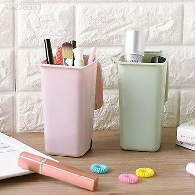 Wheelie Trash Can Storage Bin Mini 10*8*15.5cm 4 Color Markers Rulers
