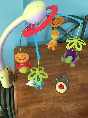 Mothercare Musical Moving Cot Mobile