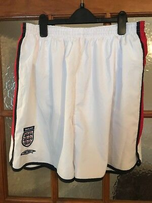 Mens England Football Shorts
