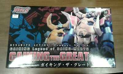 GAIKING THE GREAT the legend of Daiku Maryu - DYNAMITE ACTION! 15 - Nuovo