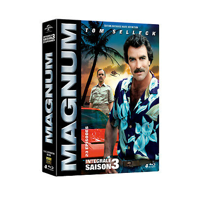 BLU-RAY MAGNUM SAISON 3 NEUF [Version restaurée]