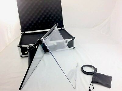 EZ Prompter Teleprompter by Eddie Barber BarberTech Video Production Equipment