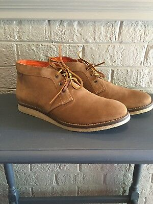 b86ab35ee7b NIB WOLVERINE JULIAN chukka boots roughout suede 13 crepe sole 1883