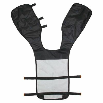 3X(Top Tactical Vest For 12 Darts and 4 Ammo Clips In Nerf N Strike Games B Z2Z6