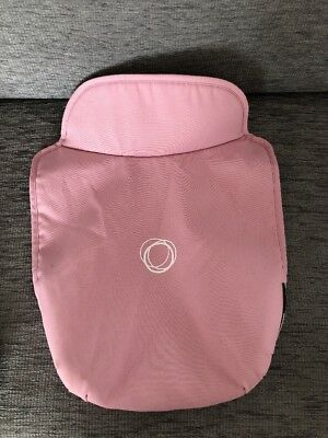 Bugaboo Donkey soft pink apron for carrycot - in great condition