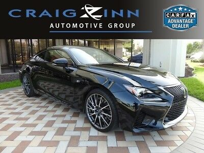 2015 Lexus RC F 2015 Lexus RC F  L/ Certified with 28,785 Miles available now!