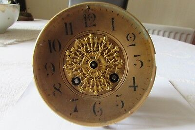 Japy Freres et Cie French clock movement