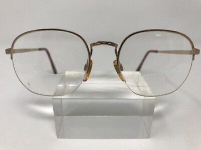 AUTHENTIC VINTAGE FLORENCE Vogue Eyeglasses VO 3038 280 Italy 54-21-135  Gold 325