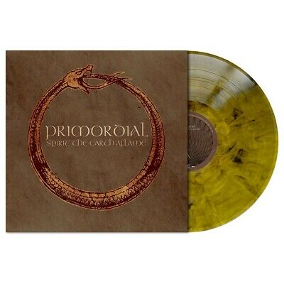 PRIMORDIAL - Spirit The Earth Aflame - LP - Olive Black Marbled