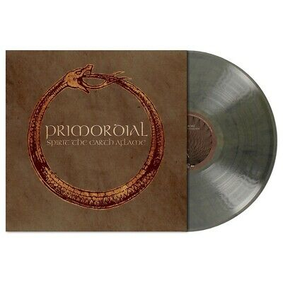 PRIMORDIAL - Spirit The Earth Aflame - LP - Dark Brown Marbled