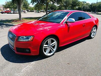 2009 Audi S5  2009 Audi S5 6 Speed Manual FULLY LOADED!