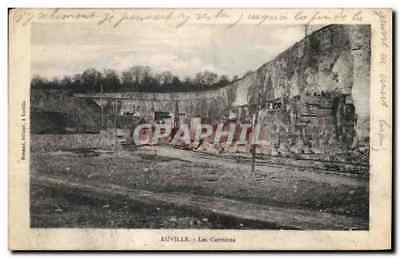 CPA Euville Les Carrieres