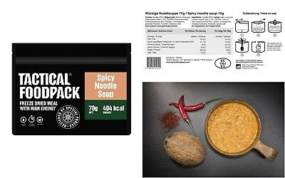 Tactical Foodpack® Spicy Noodle Soup