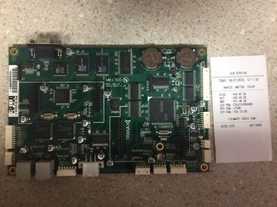 Tranax 1700 Standard Color ATM Main board without modem