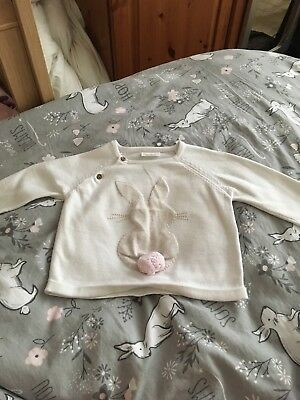 next baby girl jumper 6-9 months