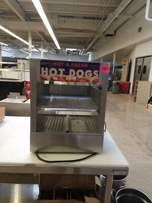 "APW Wyott DS-1A ""Mr. Frank"" Hot Dog Steamer - 120V (92)"