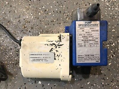 Lancaster Chemical Pump (used)