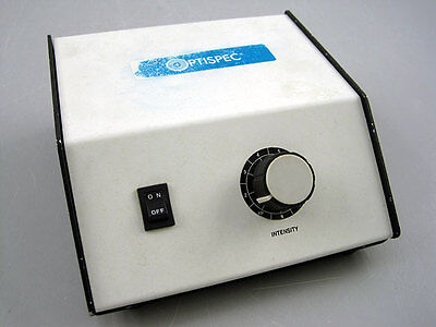 Micro Enterprises Optispec Mp2505 Fiber Inspection Video Microscope Power Supply