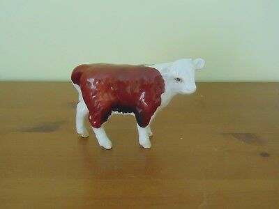 Beswick Hereford  Calf  Mint Condition