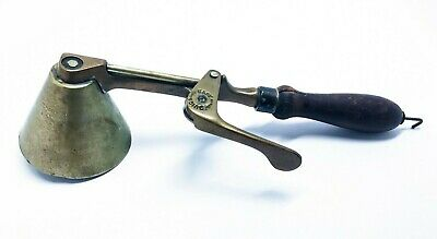 Rare 1900's Antique Erie Specialty Co Quick and Easy Ice Cream Scoop Conical #8