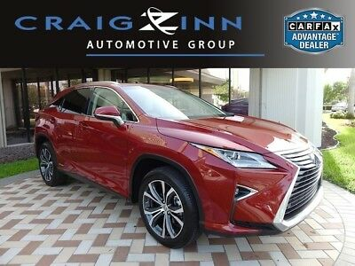 2017 Lexus RX 450h 2017 Lexus RX 450h Hybrid , Matador Red Mica with 6,893 Miles available now!