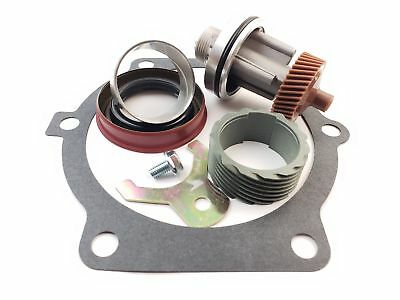 TH400 39 & 15 Tooth Speedometer Gears & Housing w Tail Housing set up