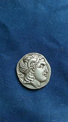 King Of Macedon Alexander The Great 336-323 Very Fine