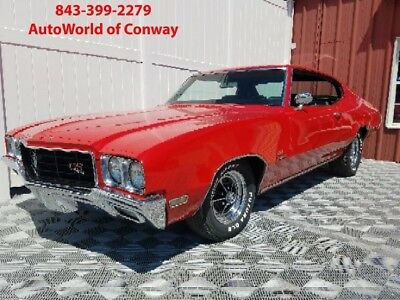 1970 Buick GS  1970 Buick GS Stage 1 Skylark 70 454 Ps PB Air Conditioning