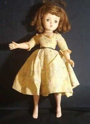 """Vintage Madame Alexander Doll ~ 20"""" Tall Jointed Arms & Legs ~ open/close Eyes"""
