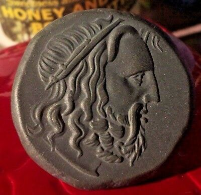 Ancient BC Greece Coin Poseidon Demetrius I Macedonian Zeus Ship Rome Kings Gods