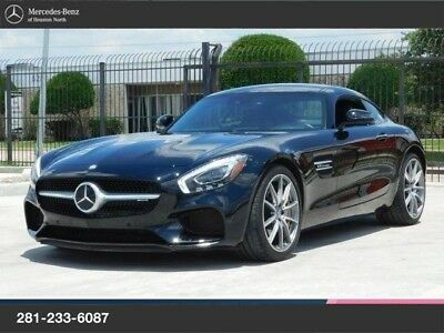 2016 Mercedes-Benz AMG GT AMG GTS, MBCPO AMG GTS, MB CERTIFIED PRE-OWNED, WELL EQUIPPED $148K MSRP!!! CLEAN 1 OWNER!