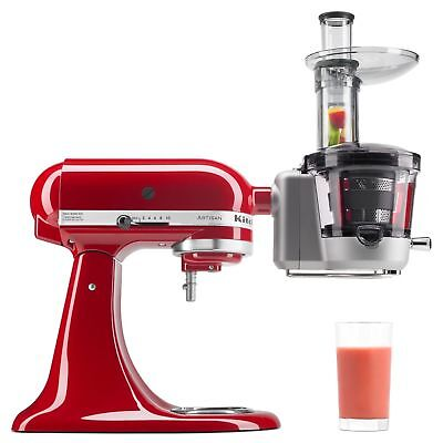 Kitchenaid Stand Mixer Juicer and Sauce Attachment KSM1JA NIB