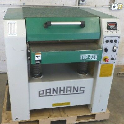 "Panhans Typ 436 Planer 630mm (24"") made in germany DH400"